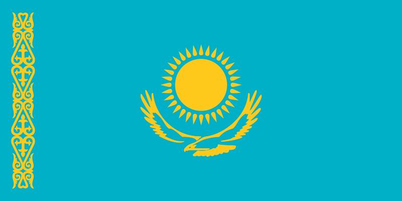 флаг гимн герб казахстана